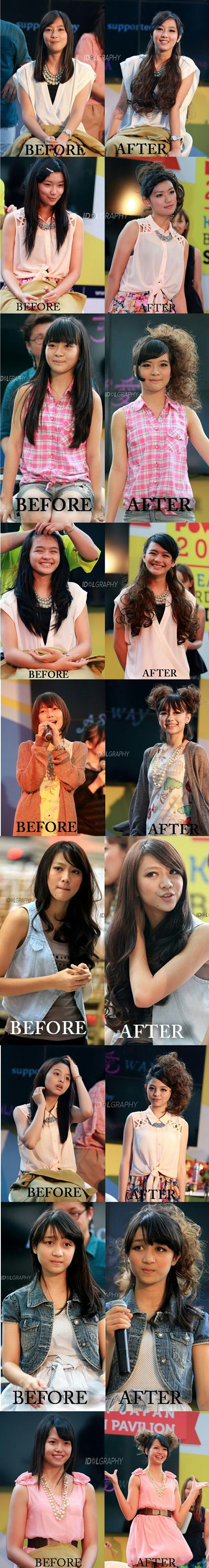 JKT48 Make Over