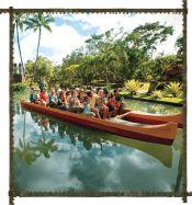 Polynesian Cultural Center - 55-370 Kamehameha Hwy, Laie, Hawaii