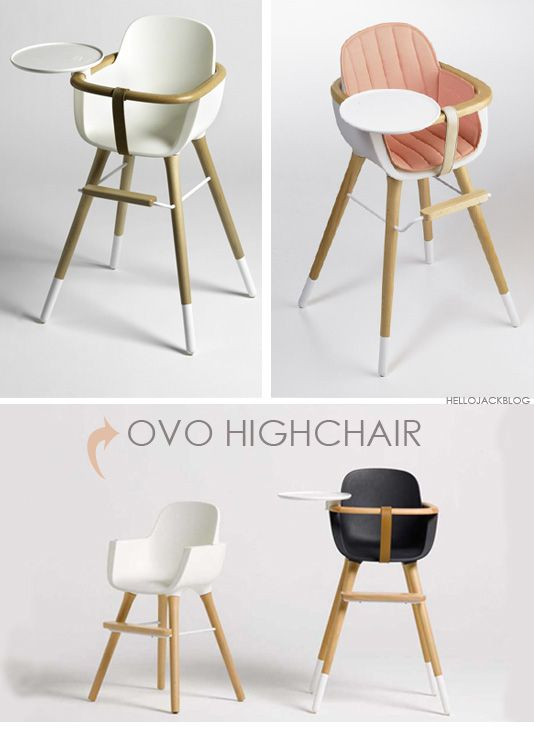 Product Love: Ovo High Chair | Hello Jack