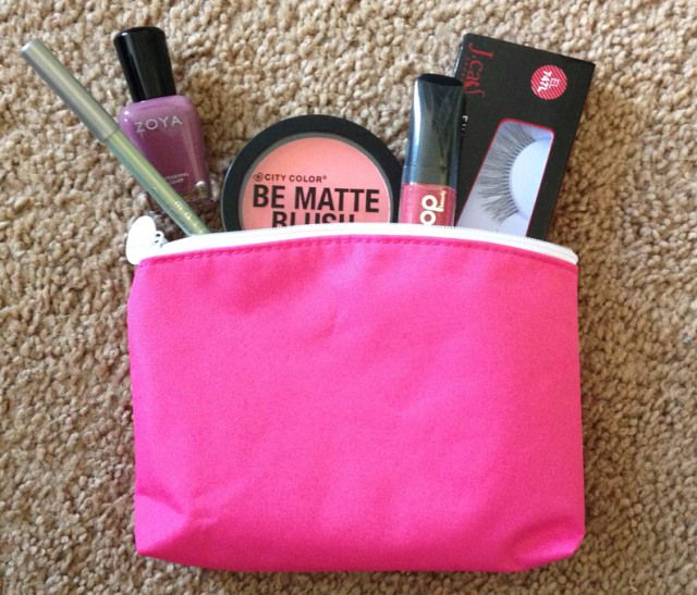 february ipsy glam bag review chic in columbus