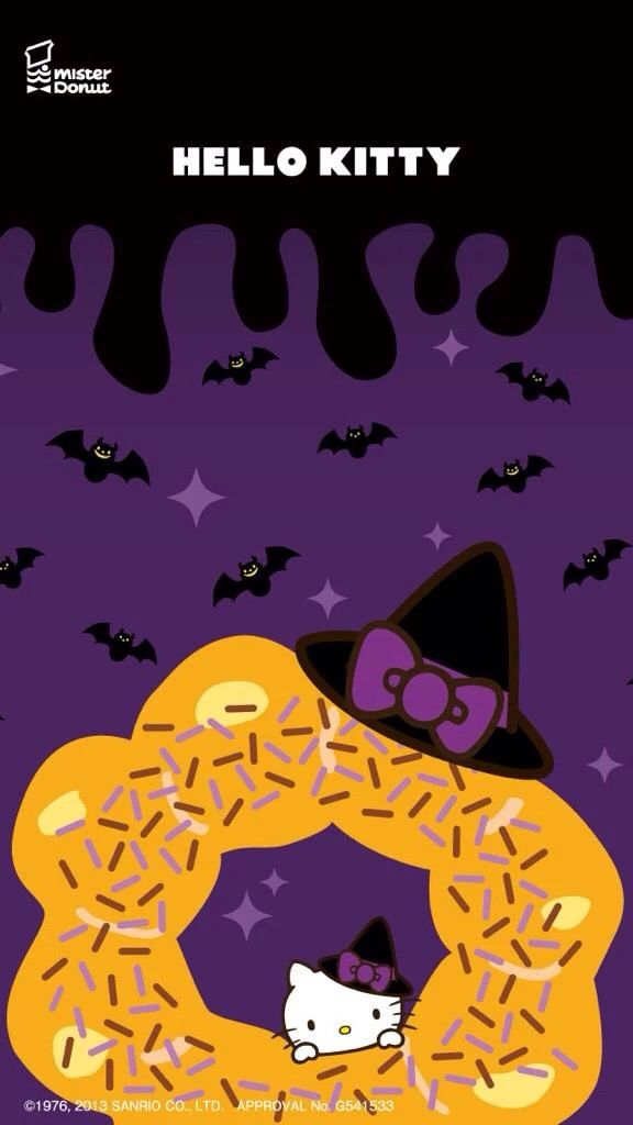 iPhone Wall - Halloween tjn