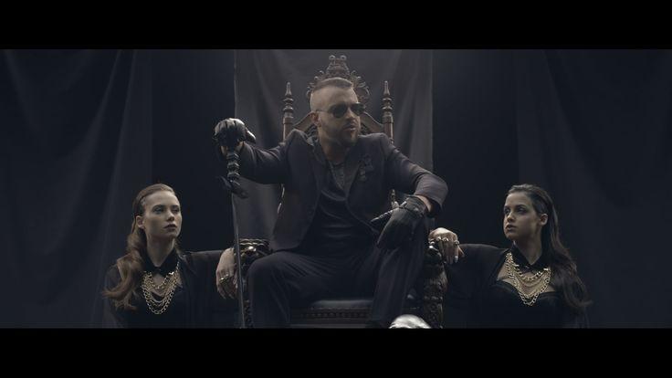 Bad-a$$ German Rapper!! KOLLEGAH - King (Official HD Video)