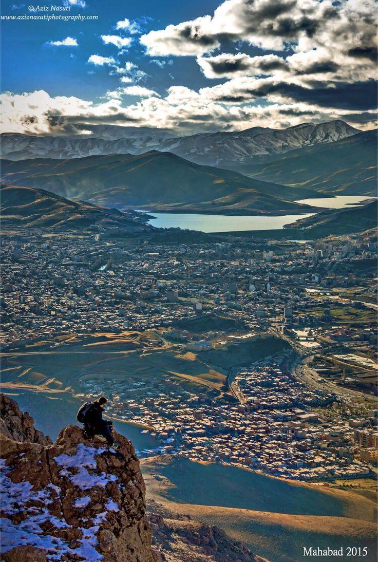 Mahabad Kurdistan, Iran