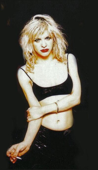 One of my fav photos of Courtney Love