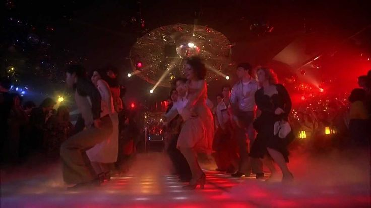 """""""Night Fever"""" from """"Saturday Night Fever"""": Music and lyrincs: the Bee Gees."""
