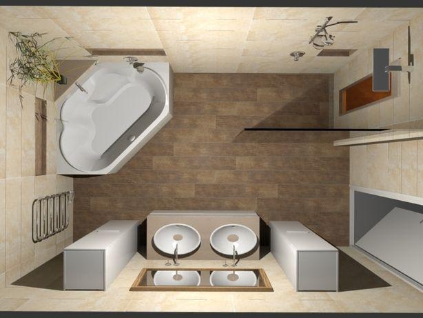 (De Eerste Kamer) Geniet op een stijlvolle wijze van zonlicht in uw badkamer. In deze badkamer is de warmte voelbaar. In de doucheopstelling staat de Sunshower Deluxe Health. Stijlvol genieten van infraroodwarmte en zonlicht behoort in deze badkamer tot de mogelijkheden. Douchen is heerlijk aangenaam onder de regendouche. Heerlijk in bad liggen, kan in het royale hoekbad. Het badmeubel is aan beiden kanten verrijkt met een hoge kast uit dezelfde serie. De badkamer biedt hierdoor ontzettend…