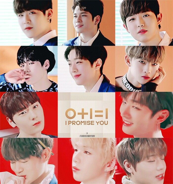 "Wanna-One - ""0+1=1, I Promise You"""