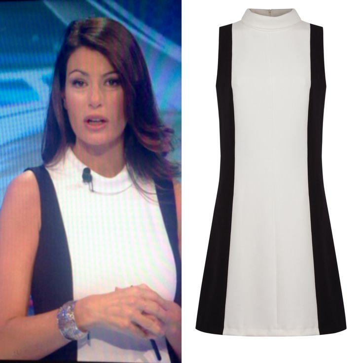 Ilaria D'amico indossa Sinequanone Paris