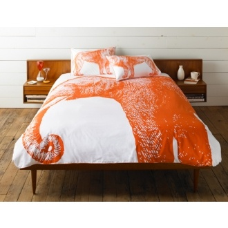 elephant bedding!
