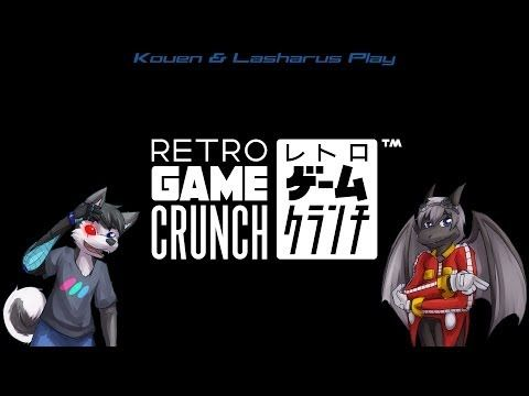 Kouen & Lasharus Play: Retro Game Crunch Pt. 1 - Super Clew Land