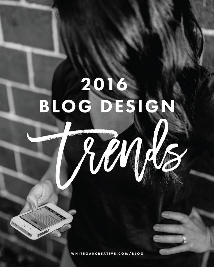 2016 Blog Design Trends, blogging trends for 2016, blog tips