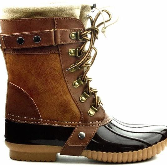 The Muriel Boot