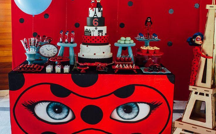 Ladybug,miraculous,tema ladybug,gloob,festa ladybug, festa miraculous