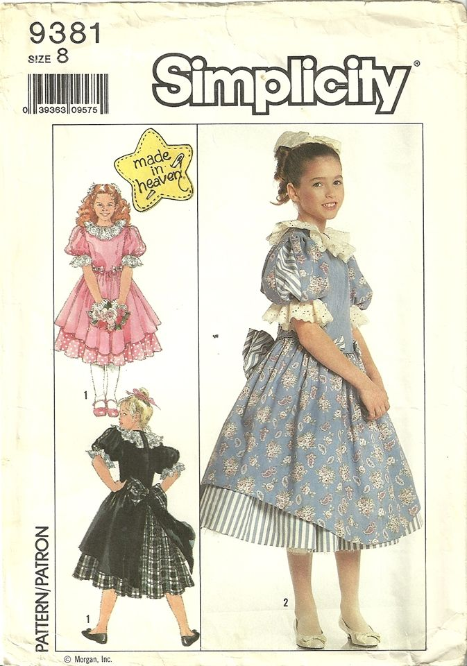 17 Best Images About Wedding Sewing Patterns On Pinterest