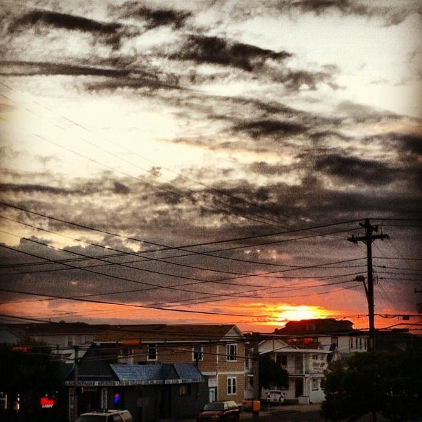 """@emslowatson's photo: """"jersey sunsets~"""""""