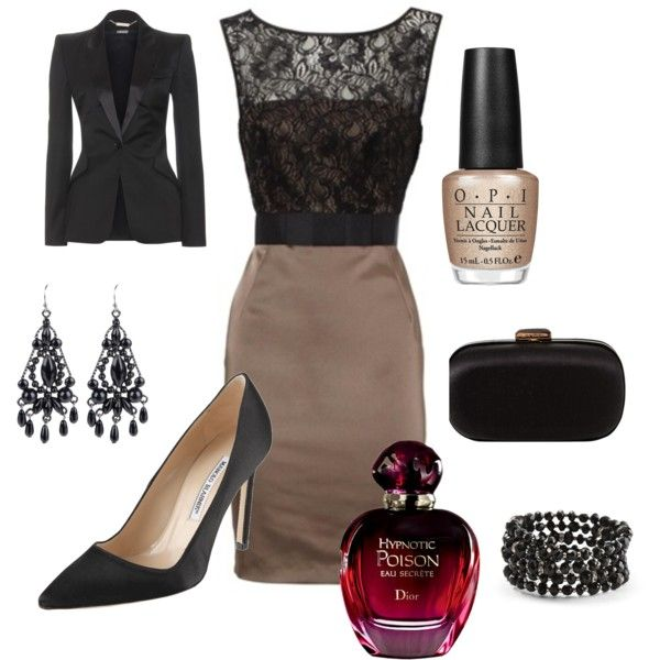 A fashion look from March 2013 featuring Alexander McQueen blazers, Manolo Blahnik pumps and Lancel clutches. Browse and shop related looks.