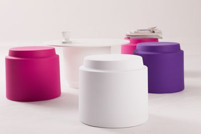 Tingle stools will tickle your fancy