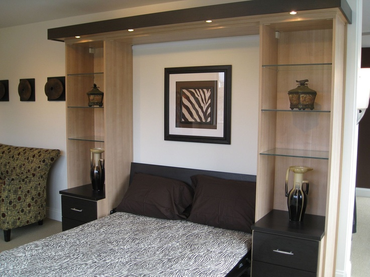 Wall Bed Designs   California Closets DFW