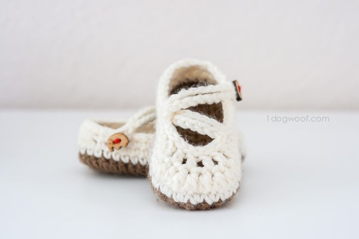 Deze Mary Janes zijn zo schattig!  |  www.1dogwoof.com