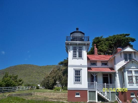 Port San Luis Lighthouse Picture Of