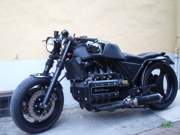 50 best bmw k100 cafe racer images on pinterest | bmw motorrad