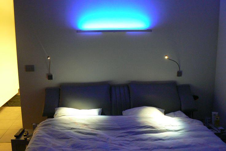 leeslampjes - sfeerlicht slaapkamer