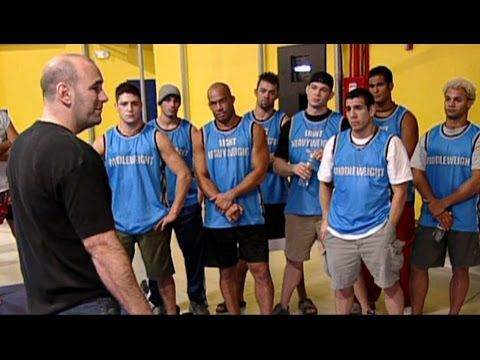 UFC (Ultimate Fighting Championship): The Ultimate Fighter Look Back: Do You Want to be a Fighter?