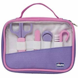 Bebeğinizin tırnak bakımı için gerekli ürünler özel çantasında...