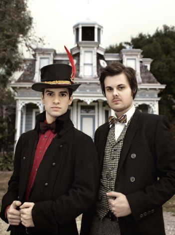 Panic! at the Disco - Spencer Smith and Brendon Urie