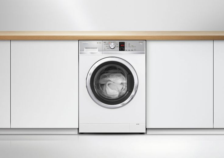 Fisher & Paykel QuickSmart™ 8.5 kg Front Loader (WH8560J1). This utilises our SmartDrive™ technology to eliminate the belt drive, delivering the ultimate clothes care. Using our direct drive motor this washer is whisper quiet. A revolutionary Vortex wash gets clothes cleaner faster. In fact the majority of the 9 cycles when set to wash at a temperature 30°c or lower will complete the cycle in well under an hour.