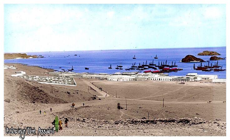 #aden #yemen  Aden photos old Aden maalla  Coloring by Aden Ibn Assabil 