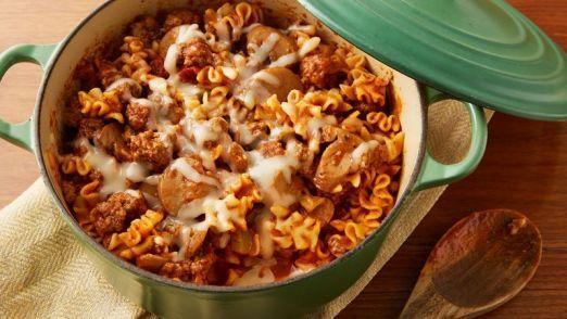 Pan Lasagna Recipe