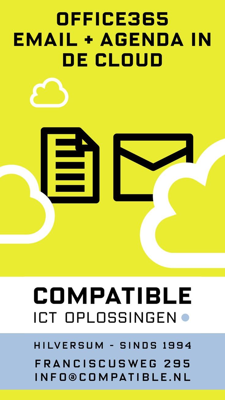 Office365 email + agenda in de cloud: Compatible ICT Oplossingen