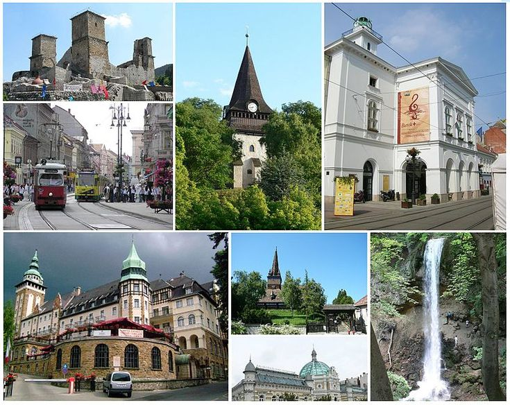 Miskolc, Hungary. Place of my birth.