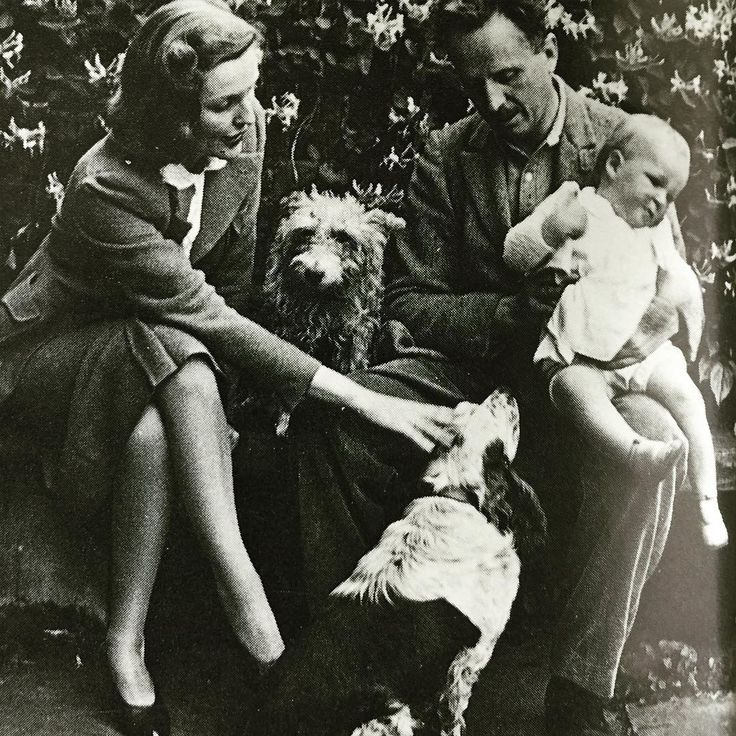 Diana Mitford.  The face, the legs, the height of a super-model; the wardrobe: strictly black shirts. The beautiful, glamorous and indefensible Diana Mitford, her husband Sir Oswald Mosley and their son. May 1940.