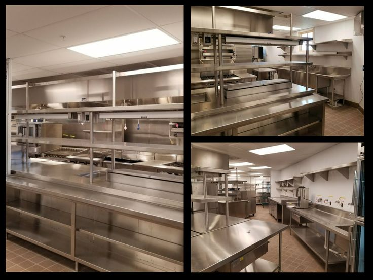 A few new commercial kitchens getting up and running  https://www.culinarydepotinc.com/restaurant-equipment  #CulinaryDepot #CommercialKitchen #RestaurantEquipment #Shelving #PrepTable #StainlessSteel #New #StateOfTheArt