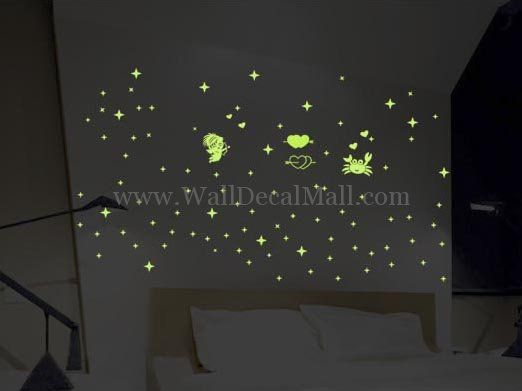 Sagittarius And Cancer Wall Decals – WallDecalMall.com