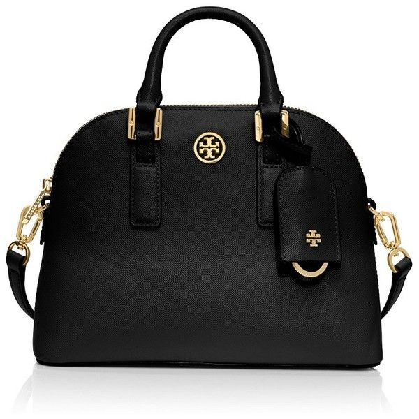 Tory Burch Robinson Mini Dome Satchel and other apparel, accessories and trends. Browse and shop 21 related looks.