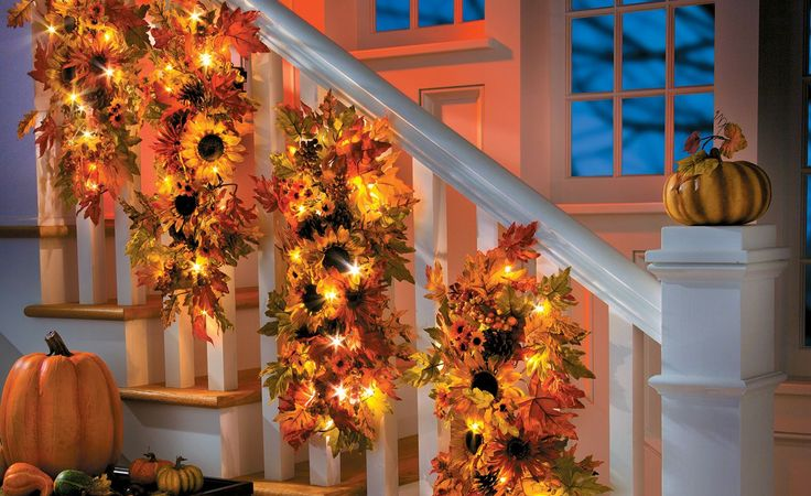 Fall Decorating Ideas – Sunflower Home Decor Collection