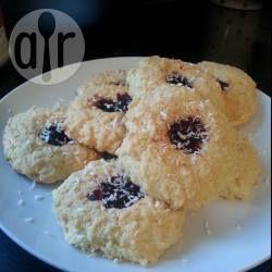Raspberry buns @ allrecipes.co.uk
