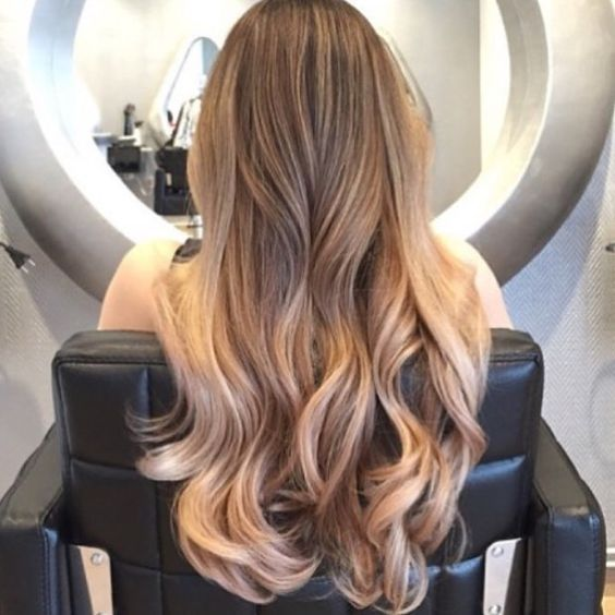 I get my hair just like this... then I cut it WTH