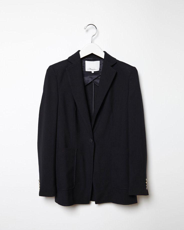 3.1 PHILLIP LIM | Single Button Blazer | Shop at La Garçonne