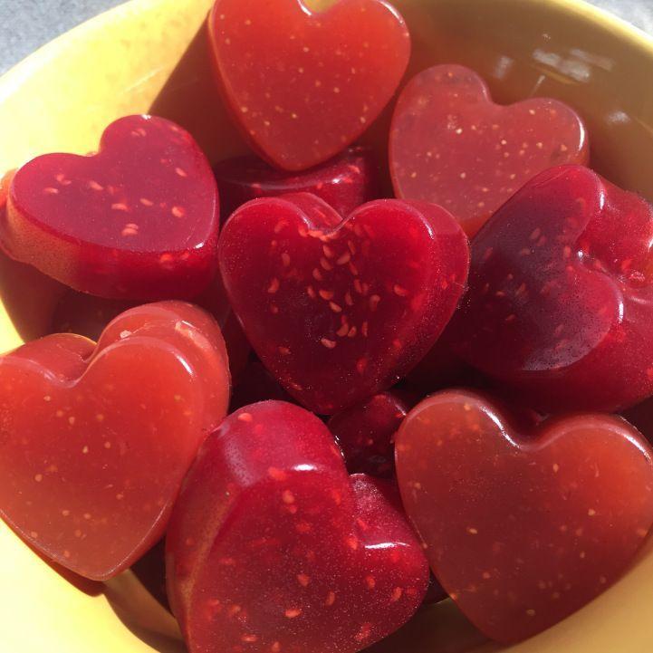 Berry Citrus Gelatin Gummies (Paleo, Low FODMAP & AIP) | Adventures in Whole Eating
