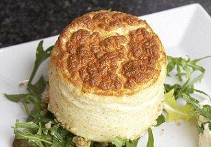 Souffle Rothschild dessert recipe: The souffle featured an exclusive 23 carat ingredient