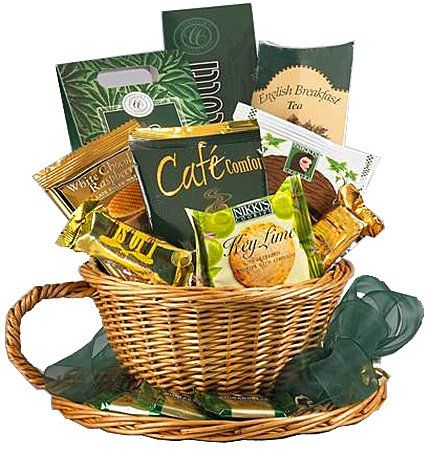 Art of Appreciation Gift Baskets Cafe Comforts Coffee Gift Basket