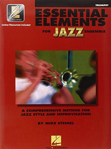 Essential Elements For Jazz Trumpet Bk/onine media