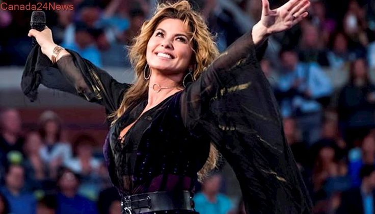 Shania Twain says confessional new album 'Shania Now' is 'about survival'