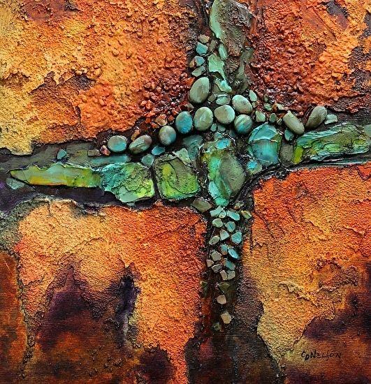 "I added ""Carol Nelson - Work Zoom: Navajo Trail 2, 010416"" to an #inlinkz linkup!http://caroldnelson.fineartstudioonline.com/workszoom/1952490"