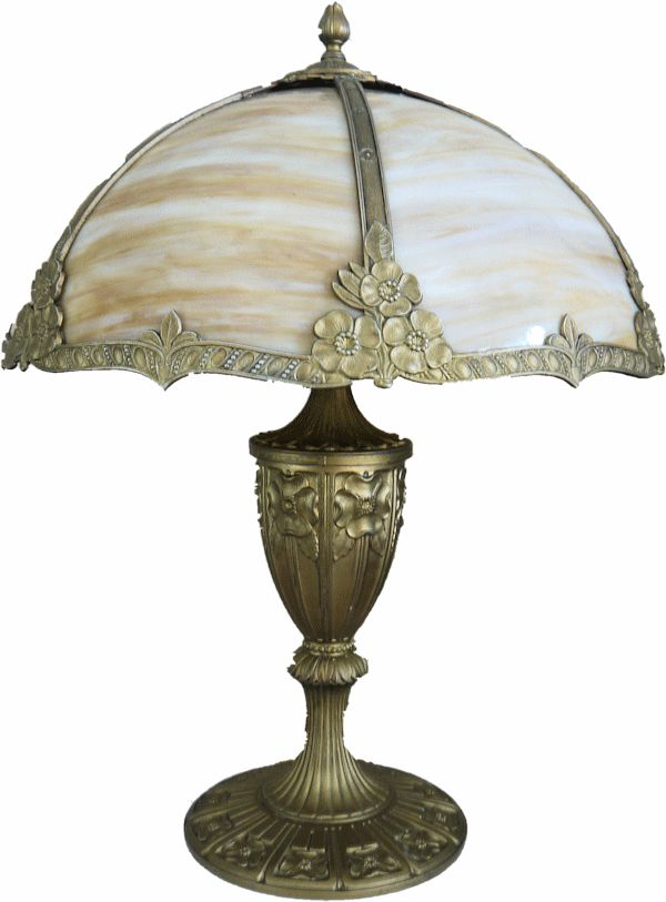 Antique Tiffany Lamps | FarmGate Collectibles - Antique Tiffany Lamp for Sale
