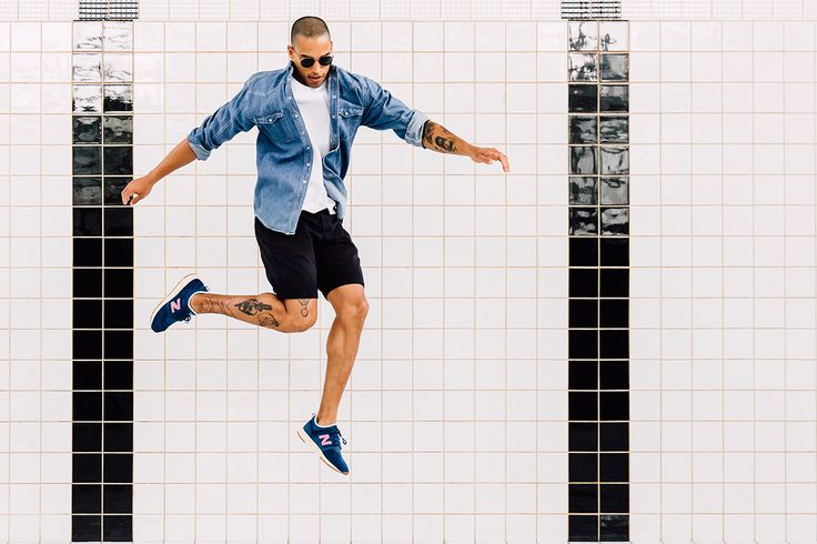 New Balance partnered with Swiss sneaker store Titolo on the 247 'Deep Into the Blue' sneakers.     Swiss retailer Titolo imparts their s...